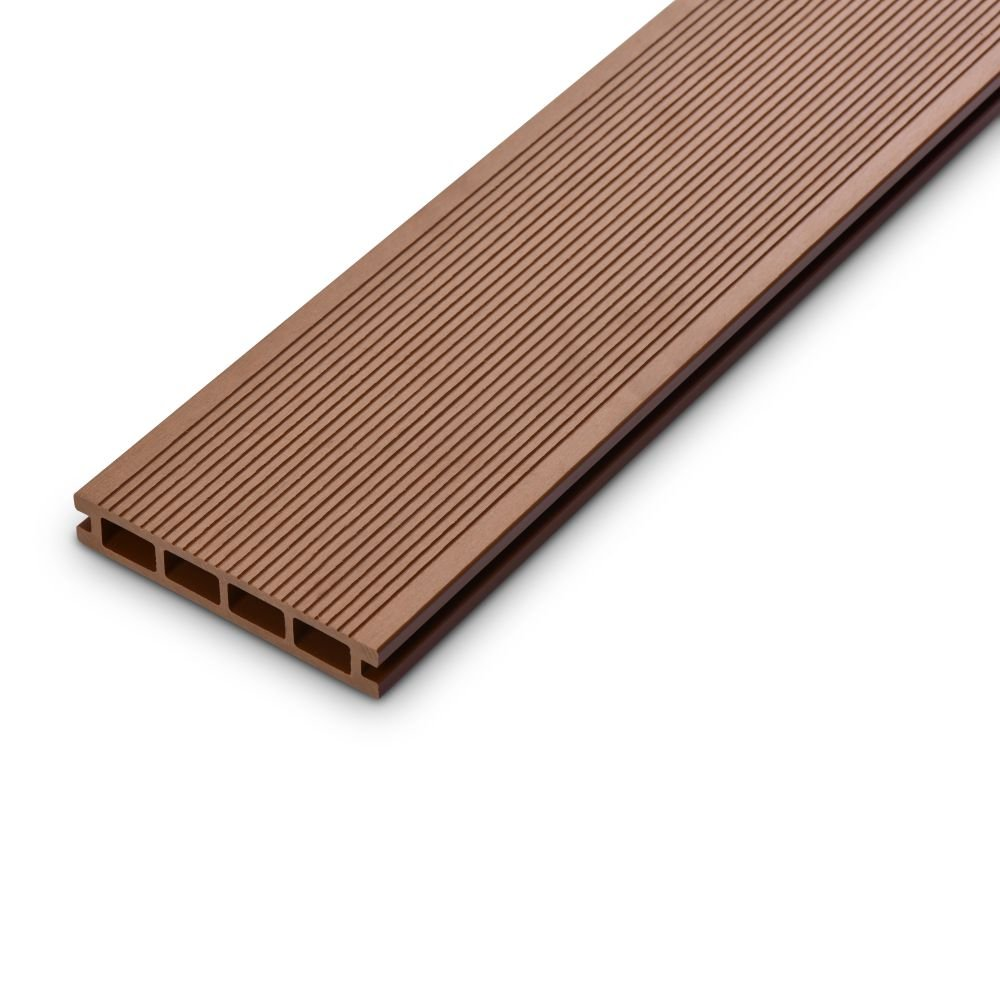 Classic 2.4mm Composite Decking - Redwood