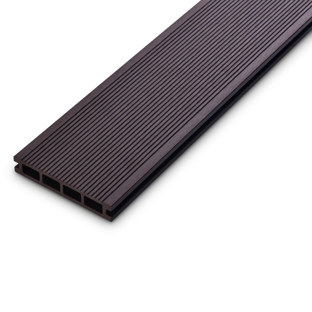 Classic 2.4mm Composite Decking - Chocolate